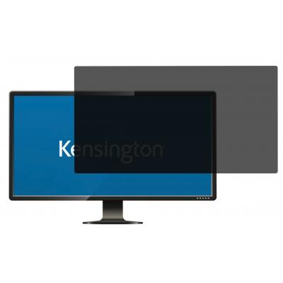 لاصق حماية للشاشة و الخصوصية ذو اتجاهين قابل للإزالة مقاس 60.4 سم  23.8 بوصة عرض 16: 9 - Kensington