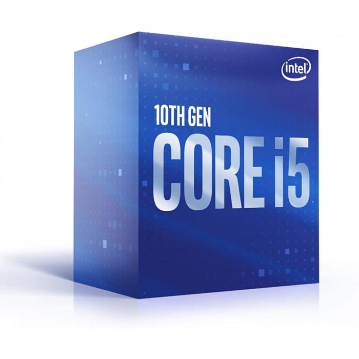 معالج سطح المكتب Intel® Core ™ i5-10600 ، ذاكرة تخزين مؤقت سعة 12 ميجا ، تصل إلى 4.80 جيجاهرتز