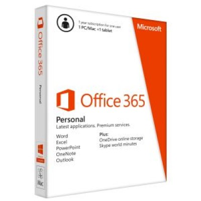 Office 365 Personal 32/65 English