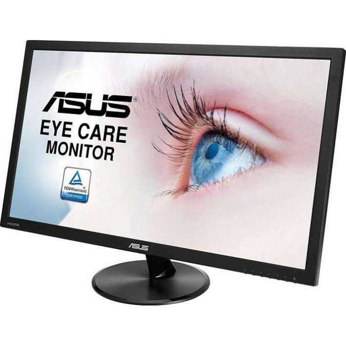 شاشة ASUS VP247HAE Eye Care  مقاس 23.6 بوصة بدقة Full HD من اسوس