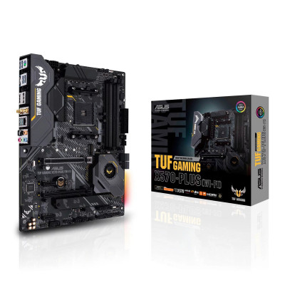 اللوحة الأم TUF GAMING X570-PLUS (WI-FI) من اسوس
