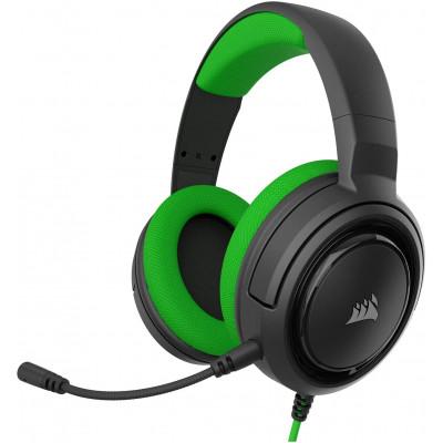 سماعة الألعاب HS35 ستيريو - أخضر