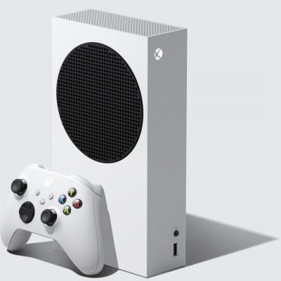 اكس بوكس سيريس اس Xbox Series S 1 TB (يبدأ الشحن في 10 نوفمبر)