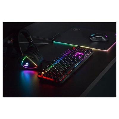 لوحة مفاتيح الألعاب الميكانيكية السلكية من اسوس ROG Strix Scope RGB عربي
