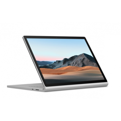 "Microsoft Surface Book 3 2-in-1 Laptop - Detachable Keyboard Dock/Tablet Intel Core i7-1065G7 (10th Gen), 13"", 512 GB SSD, 32 GB RAM, Windows 10 بلاتنيوم"