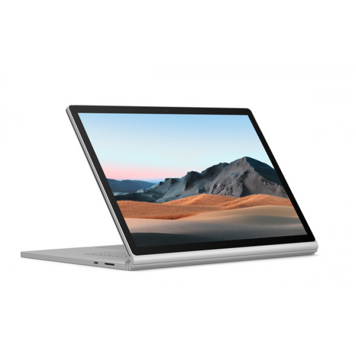 "Microsoft Surface Book 3 2-in-1 Laptop - Detachable Keyboard Dock/Tablet Intel Core i7-1065G7 (10th Gen), 15"", 1 512 SSD, 32 GB RAM, Windows 10 بلاتنيوم"