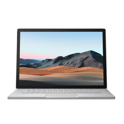 "Microsoft Surface Book 3 2-in-1 Laptop - Detachable Keyboard Dock/Tablet Intel Core i7-1065G7 (10th Gen), 13.5"", 1 TB SSD, 32 GB RAM, Windows 10 بلاتنيوم"