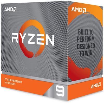 معالج RYZEN9 3900XT 12/24 3.8GHz 768KB من AMD