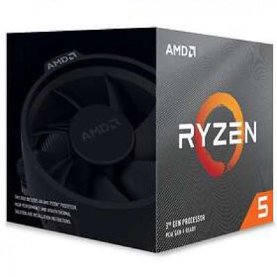 Ryzen5 3600XT 6/12 3.8GHz 384KB  معالج من AMD