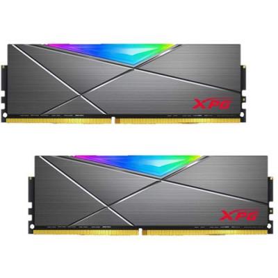 رصاصي ADATA AX4U3200716G16A-DT50 وحدة ذاكرة وصول عشوائي