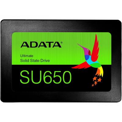 "ذاكرة وصول عشوائي SU650S 120GB 2.5"" SATAIII"