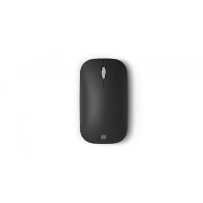 فأرة مايكروسوفت موبايل مودرن  - أسود