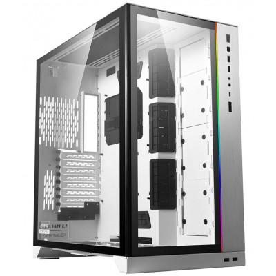 صندوق الكمبيوتر Lian Li O11DXL-X O11 Dynamic XL ROG | O11DXL-W أبيض  من ليان لي