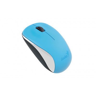 ماوس لاسلكي أزرق NX7000 من جينيس