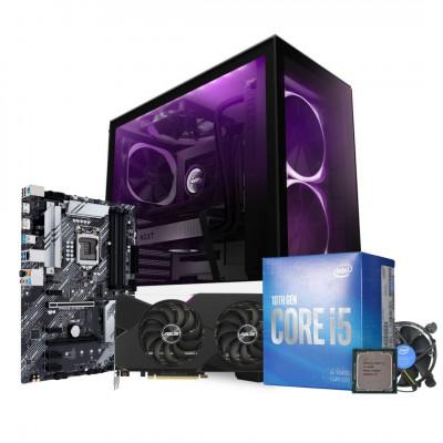 تجميعة  كمبيوتر للألعاب #فالكون