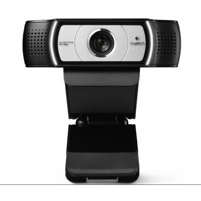 كاميرا الويب Logitech Webcam C930e