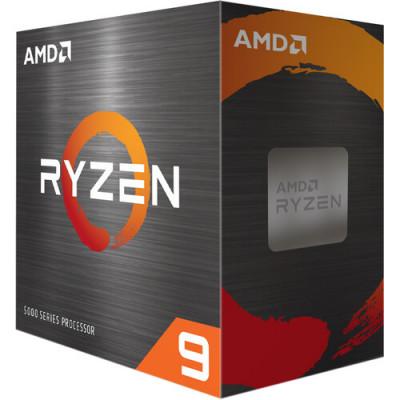 معالج Ryzen 9 5900X 3.7 / 4.8 جيجا هرتز 70 ميجا بايت