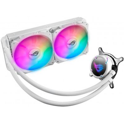 مبرد وحدة المعالجة المركزية السائل ROG Strix LC 240 RGB من اسوس