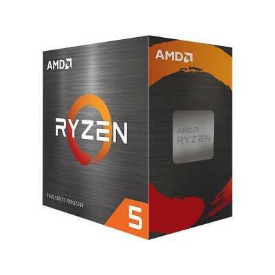 معالج AMD Ryzen 5 5600X 3.7/4.6Ghz 35MB