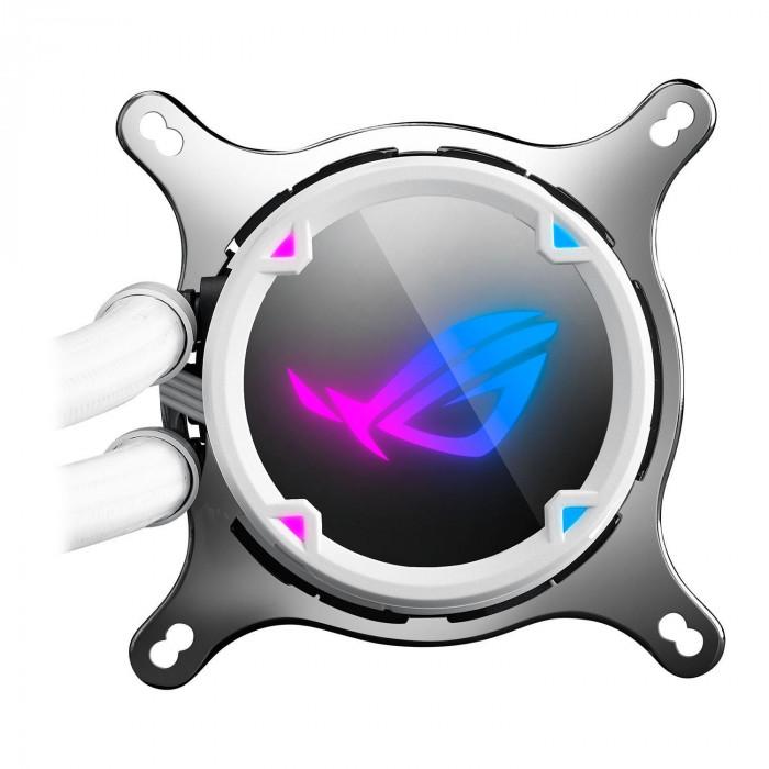 مبرد وحدة المعالجة المركزية السائل ROG STRIX LC RGB 360MM  من اسوس