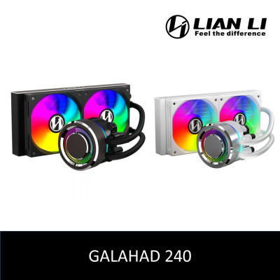 مبرد مائي Galahad 240 Closed-Loop AIO Liquid من ليان لي