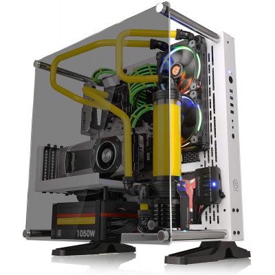 صندوق الكمبيوتر Thermaltake Core P3 Tempered Glass Snow Edition case من ثرمال تك