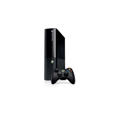 باقة ( Xbox360E 500GB ) مع كينيكت + 2 يد تحكم + 3 ألعاب