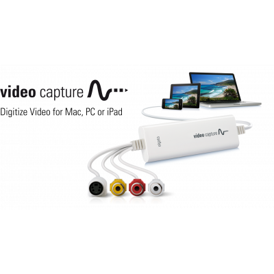 Elgato Video Capture Mac+PC - (EU)