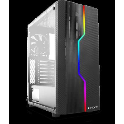 صندوق للالعاب Antec NX230 Case Mid Tower - أسود من أنتيك