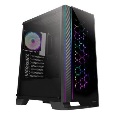 صندوق الألعاب NX600 ميد تاور - أسود من أنتيك