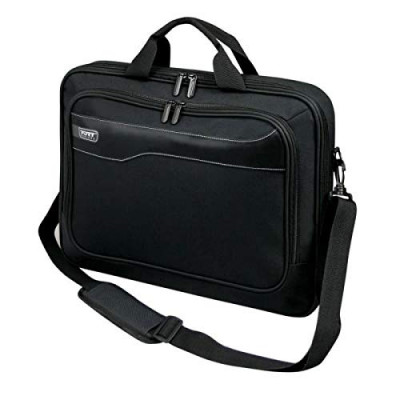 حقيبة لاب توب بورت ديزاينز هانوي كلامشيل مقاس 15،6 بوصة - أسود