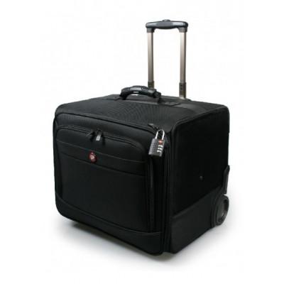 بورت ديزاينز حقيبة بريستول ترولي 15.6 بوصة - أسود