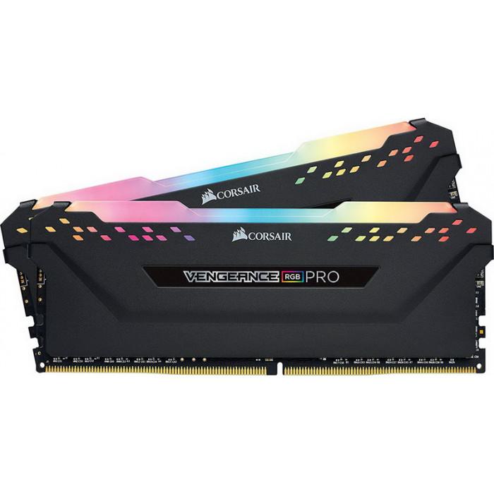 ذاكرة  CMW16GX4M2E3200C16   Vengeance RGB Pro 16GB (2x8GB) DDR4-3200   من كورسير