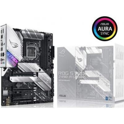 اسوس | اللوحة الام | ROG STRIX Z490-A GAMING Intel |90MB12Y0-M0EAY0