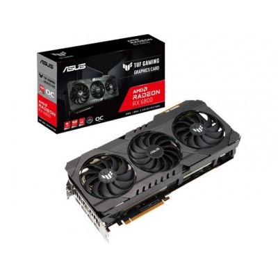 ASUS |  اللوحة الام Radeon RX 6800 TUF 16GB OC GPU | 90YV0FM1-M0NA00