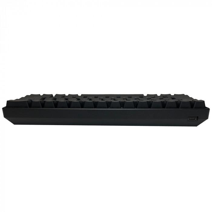 Kraken   لوحة مفاتيح للألعاب برو ميكانيكي سلكي  KRKN-L-SLV