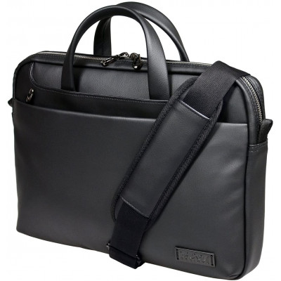 Port Designs | حقيبة كتف زيوريخ لأجهزة الكمبيوتر المحمول مقاس 14 / 15.6 بوصة - أسود| 501873