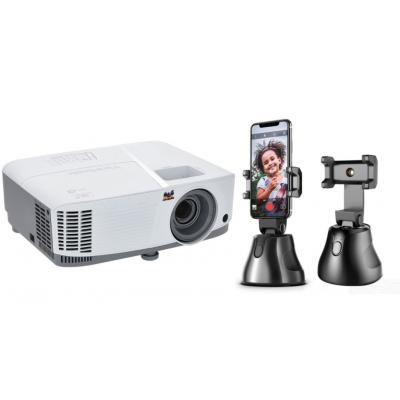 Home Theater 3 | ViewSonicPA503X Projector + Free Apai Genie Robot-Cameraman