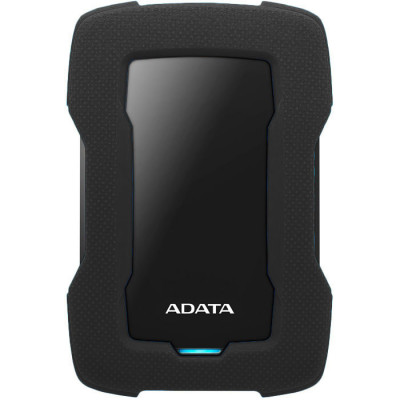 قرص صلب HD330 1TB USB 3.1 من اداتا اسود