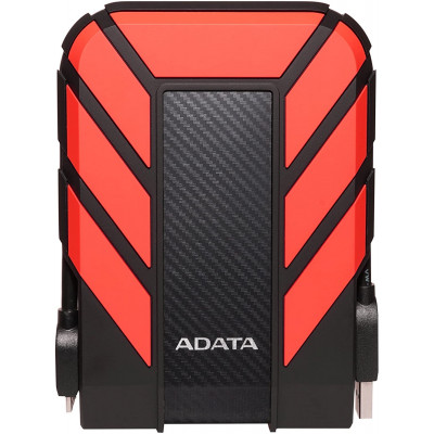 HD710 Pro External Hard Drive from ADATA Red 1TB