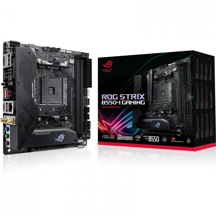 اسوس اللوحة الام    ROG Strix B550-I   90MB14L0-M0EAY0