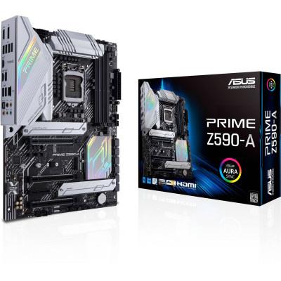 اسوس |اللوحة الام |PRIME Z590-A ATX DDR4 | 90MB16D0-M0EAY0