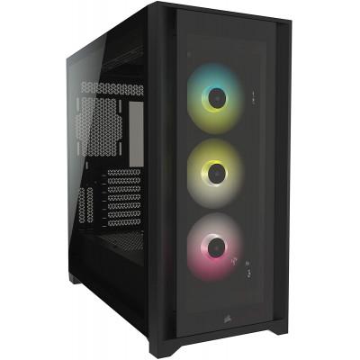 كيس   |  iCUE 5000X RGB TG Black  |   CC-9011212-WW   |   من كورسير