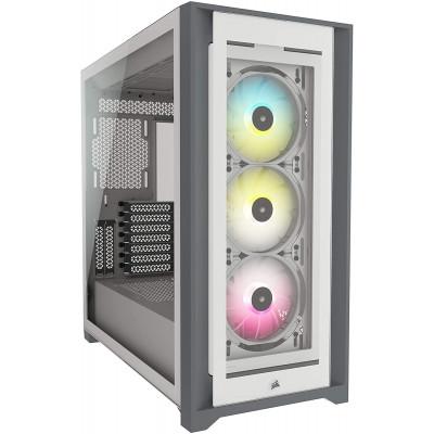 كيس  |  iCUE 5000X RGB TG White  | CC-9011213-WW  |  من كورسير