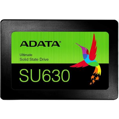 اداتا | محرك الاقراص الصلبة | Ultimate Series: SU630 960GB Internal SATA | ASU630SS-960GQ-R