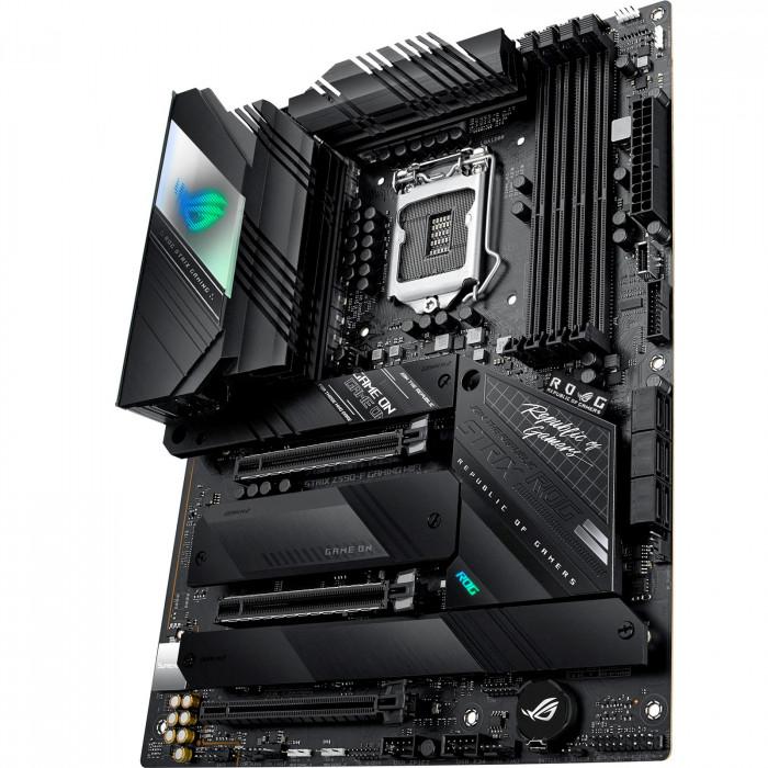 اسوس | اللوحة الام | ROG Strix Z590-F Gaming WiFi | 90MB1630-M0EAY0