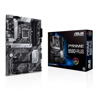 اسوس | اللوحة الام |  PRIME B560-Plus Intel LGA 1200 ATX | 90MB16N0-M0EAY0