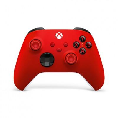 مايكروسوفت | جهاز التحكم اللاسلكي Xbox Series Pulse Red | QAU-00012