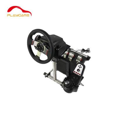 بلاي قيم   Steering Wheel Stand - Black   GY-008