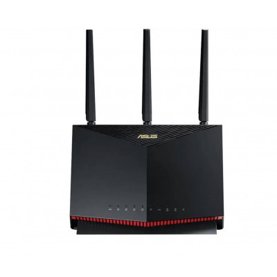 اسوس  راوتر للالعاب   RT-AX86U AX5700 Dual Band + WiFi 6   90IG05F1-MU2G10